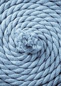 ship ropes as background texture