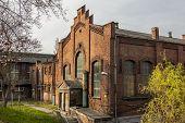 Buildings Of Coal Mine - Rybnik, Poland.