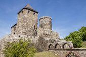 Medieval Castle - Bedzin, Poland, Europe.