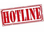 Hotline Stamp