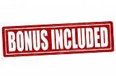 Bonus Included