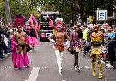 Gay Pride Parade In Berlin