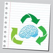 Brain recycled