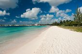 Pebbles Beach is a beautiful beaches on the Caribbean island of Barbados, not far from Bridgetown
