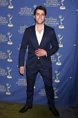 LOS ANGELES - JUN 20:  Freddie Smith at the 2014 Creative Daytime Emmy Awards at the Bonaventure Wes