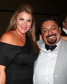 LOS ANGELES - JUN 20:  George Guzman at the 2014 Creative Daytime Emmy Awards at the Bonaventure Westin on June 20, 2014 in Los Angeles, CA