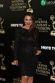 BEVERLY HILLS - JUN 22: Lilly Melgar at The 41st Annual Daytime Emmy Awards at The Beverly Hilton Ho