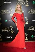 BEVERLY HILLS - JUN 22: Donna Mills at The 41st Annual Daytime Emmy Awards at The Beverly Hilton Hot