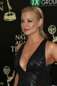 BEVERLY HILLS - JUN 22: Jessica Collins at The 41st Annual Daytime Emmy Awards at The Beverly Hilton