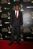 LOS ANGELES - JUN 22:  Lawrence Saint-VIctor at the 2014 Daytime Emmy Awards Arrivals at the Beverly