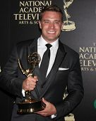 LOS ANGELES - JUN 22:  Billy Miller - Outstnading Lead Actor in a Drama at the 2014 Daytime Emmy Awa