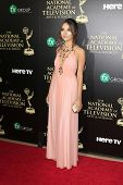 BEVERLY HILLS - JUN 22: Haley Poulos at The 41st Annual Daytime Emmy Awards at The Beverly Hilton Ho