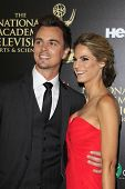 BEVERLY HILLS - JUN 22: Darin Brooks, Kelly Kruger at The 41st Annual Daytime Emmy Awards Press Room at The Beverly Hilton Hotel on June 22, 2014 in Beverly Hills, California