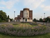 LONDON- JUNE 21: The 1937 Civic centre town hall, in Dagenham, is to be changed from the main counci