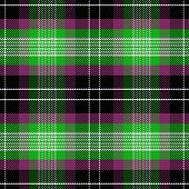 Vector Seamless Pattern Scottish Tartan