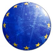 Flag Of Europe poster