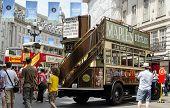 Vintage Buses, London