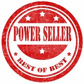 Power Seller-stamp