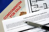 Fill in the mortgage application to buy a real estate property