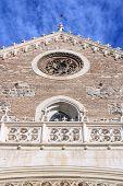 Madrid Gothic Church