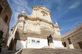 Cathedral Of Victoria, Gozo Island, Malta
