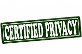 Certified Privacy