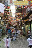 Spanish Quarters Naples