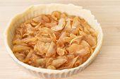 Apple Pie In Preparation