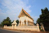 Temple at Wat Ban Wa