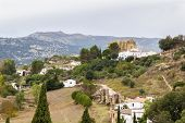 View Of The Outskirts Of Ronda