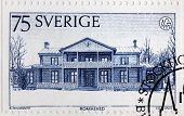 Rommehed Stamp