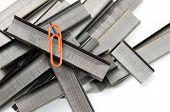 Stapler Wire