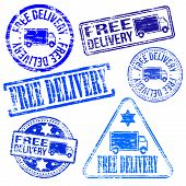 Free Delivery Stamps