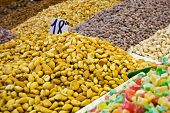 foto of dirhams  - Assortment of nuts - JPG