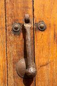 Rustic Door Knocker