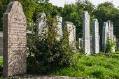 Old Jewish Cemetery, Bratislava