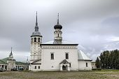 Holy Resurrection Church. Suzdal, Golden Ring of Russia.