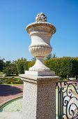 Classical stone Urn