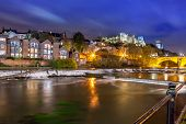 Night Durham Cathedral River Wear.jpg