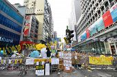Hong Kong Activists Are Fighting For Their Right To Choice For The Next Chief Executive.