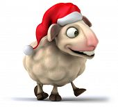 Fun sheep