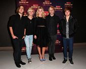 LOS ANGELES - NOV 22:  R5, Ross Lynch at the Radio Disney's Family VIP Birthday at the Club Nokia on November 22, 2014 in Los Angeles, CA