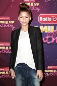 LOS ANGELES - NOV 22:  Zendaya Coleman at the Radio Disney's Family VIP Birthday at the Club Nokia on November 22, 2014 in Los Angeles, CA