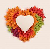 heart shaped background