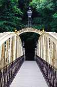 Jubilee Bridge, Matlock Bath.