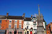 The Market Cross, Ashbourne.