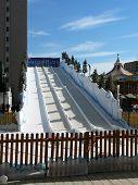 Artificial Ski slope
