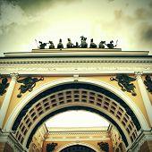 Saint Petersburg Landmark