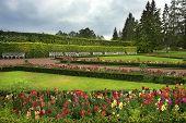 Landscape In Catherine Park, Tsarskoye Selo, Saint Petersburg
