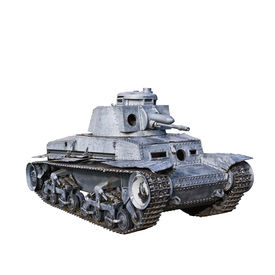 picture of panzer  - Panzer 35t German Light Tank was used mainly by Nazi Germany during World War II - JPG